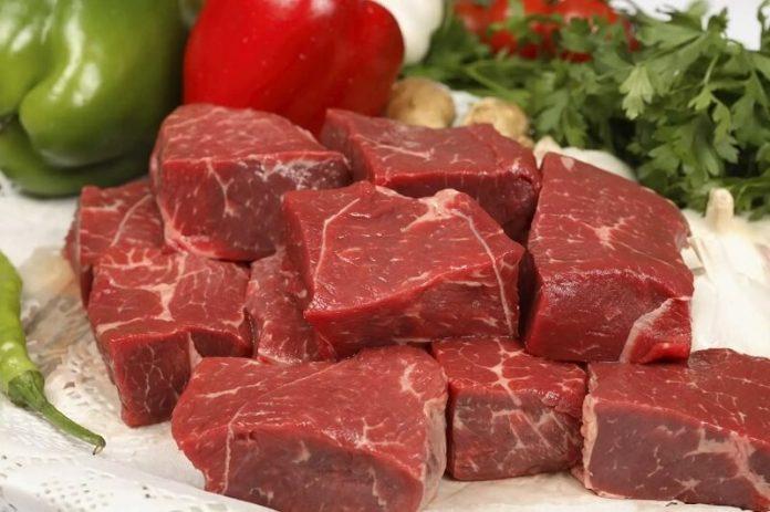 црвено месо