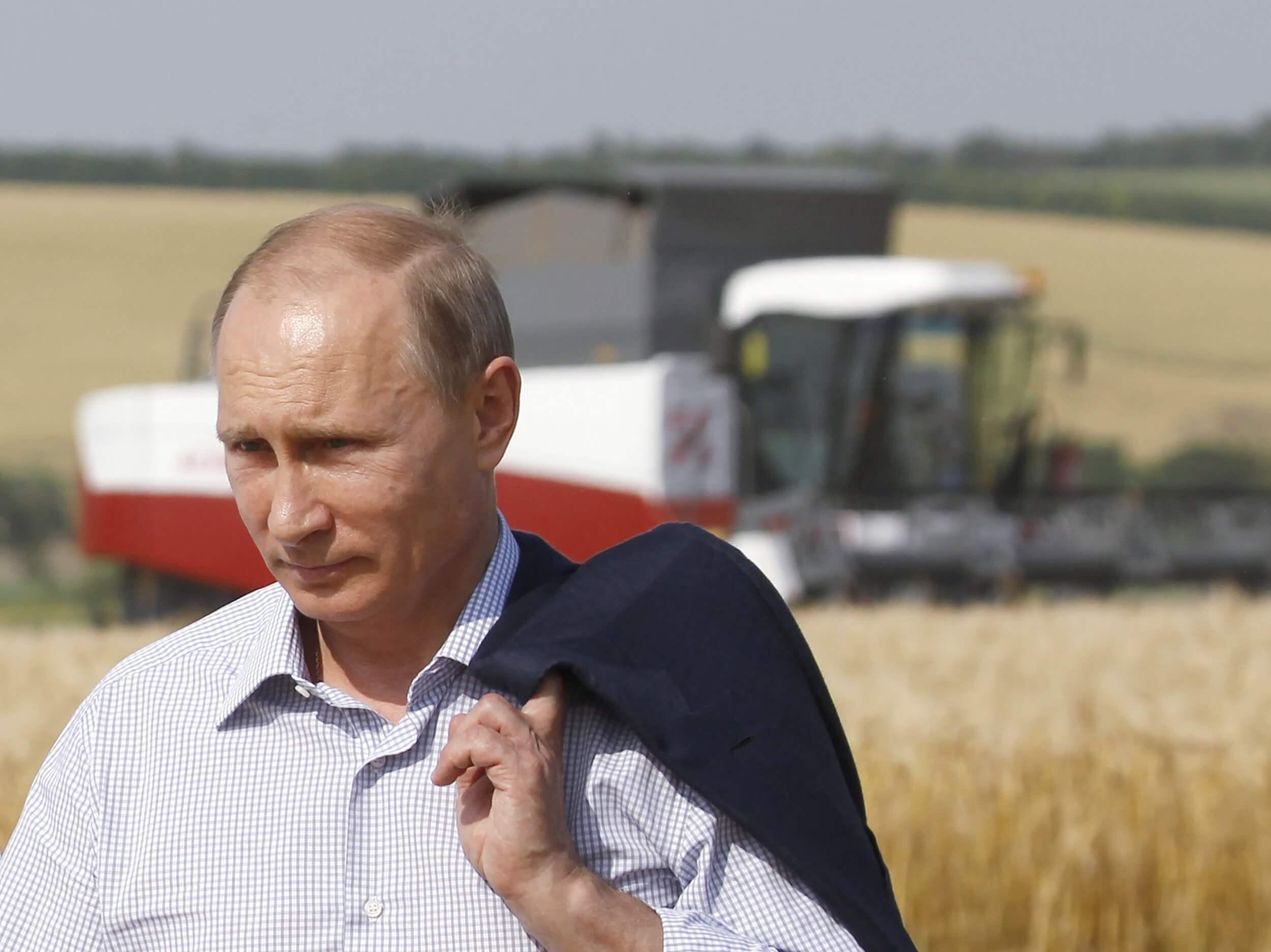 Русија се враќа на тронот